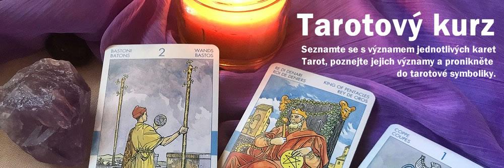 Kurz tarotu - kurzy výkladu karet